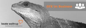 Reptilien-Kommunikation im Büroalltag vermeiden